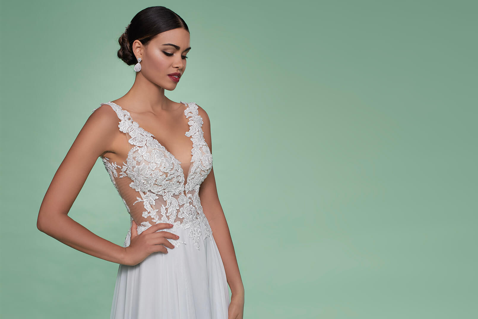 new wedding dresses collection 2019